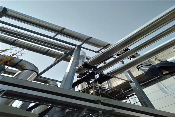 西安管道铁皮保温工程