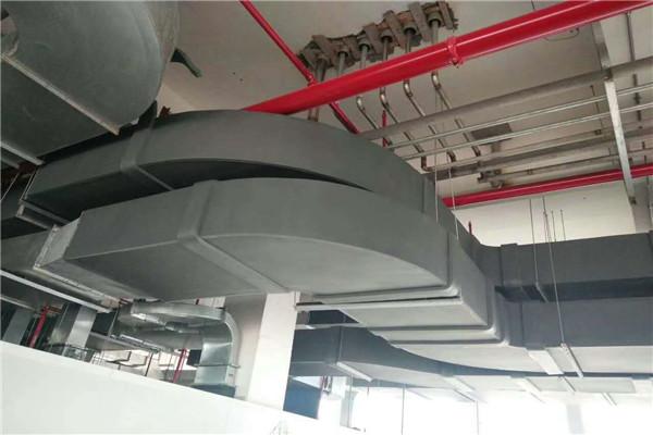通风管道保温施工