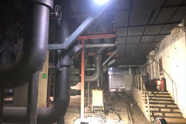 生活用水管道保温施工