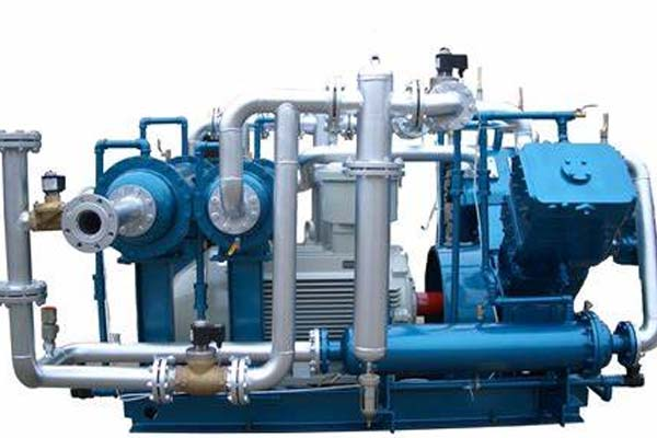 天然气压缩机输送管道保冷保温施工